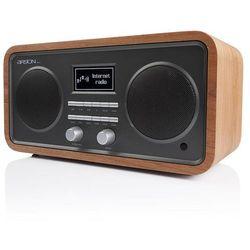 ARGON AUDIO iNet3+V2 WIŚNIOWY - radio dostosowane do odtwarzania radia FM, DAB+, jak i radia internetowego | Zapłać po 30 dniach | Gwarancja 2-lata