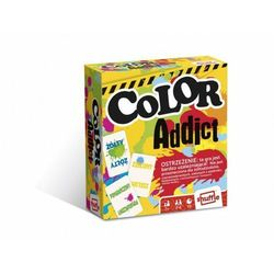 Gra karciana Color Addict Owoce