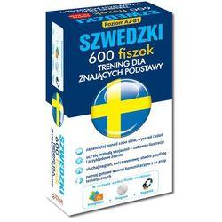 FISZKI Szwedzki 600 Fiszek. Trening dla Znających Podstawy + CD (opr. kartonowa)