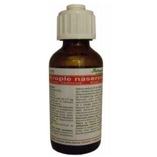 Leki na serce, Krople nasercowe krop.doustne - 35 ml