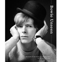 Bowie Unseen: Portrait of an Artist as a Young Man (opr. twarda)