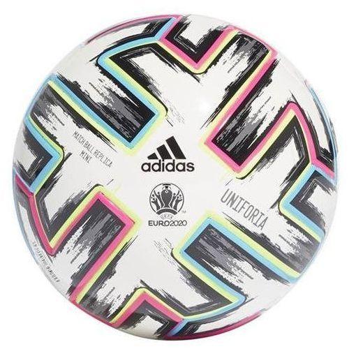 Piłka nożna, Piłka Euro 2020 mini adidas kolekcjonerska nożna FH7342
