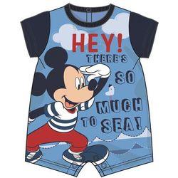 Disney by Arnetta ubranko chłopięce Mickey Mouse 56 niebieskie