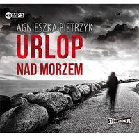 Książki kryminalne, sensacyjne i przygodowe, Urlop nad morzem audiobook (opr. kartonowa)