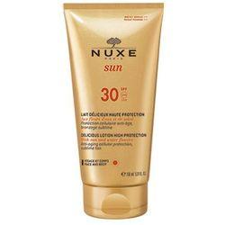 Nuxe Sun mleczko do opalania do twarzy i ciała SPF 30