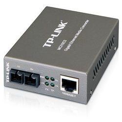TP-Link MC210CS konwerter 1000BaseT (RJ45) - 1000BaseLX (SC) SingleMode 15km- natychmiastowa wysyłka, ponad 4000 punktów odbioru!