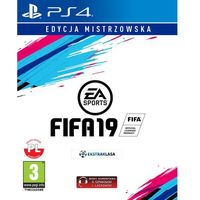 Gry na PlayStation 4, FIFA 19 (PS4)