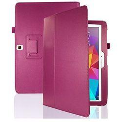Etui stojak Samsung Galaxy Tab 4 10.1 Fioletowy - Fioletowy