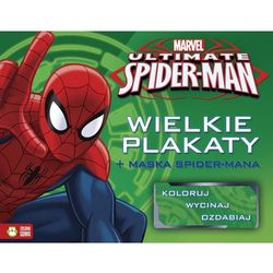 Spiderman. Wielkie plakaty - Praca zbiorowa (opr. kartonowa)