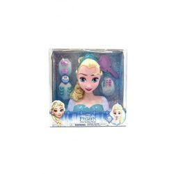Głowa do stylizacji Elsa 3Y33F6 Oferta ważna tylko do 2019-05-16