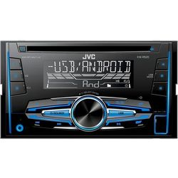 Radio samochodowe JVC KW-R520 Szybka dostawa! Darmowy odbiór w 19 miastach!