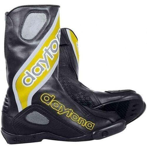 Buty motocyklowe, Buty motocyklowe daytona evo sports czarno-żółte