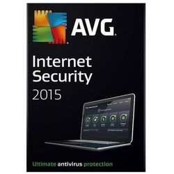 AVG Internet Security 3PC 1rok