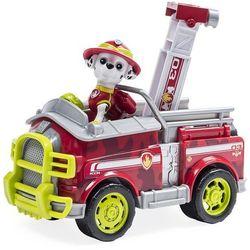 Spin Master Psi Patrol Marshall Wóz strażacki Pojazd Jungle z figurką