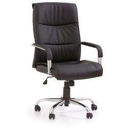 Fotel gabinetowy obrotowy HALMAR HAMILTON - do 150 kg! Negocjuj cenę!