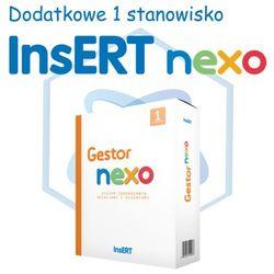 InsERT Gestor Nexo - rozszerzenie na dodatkowe 1 stanowiska