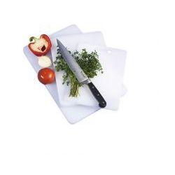 Deska z polietylenu biała