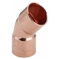 Kolano 45° 2-KIELICHOWE 15 mm VIEGA