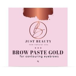 Gold Brow Mapping Paste 8g. Just Beauty