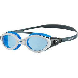 speedo Futura Biofuse Flexiseal Okulary pływackie szary/niebieski 2019 Okulary do pływania Przy złożeniu zamówienia do godziny 16 ( od Pon. do Pt., wszystkie metody płatności z wyjątkiem przelewu bankowego), wysyłka odbędzie się tego samego dnia.