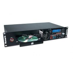 Numark MP-103 USB - pojedynczy odtwarzacz CD / MP3 / USB Płacąc przelewem przesyłka gratis!