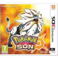 Gry na Nintendo 3DS, Pokemon Sun 3DS
