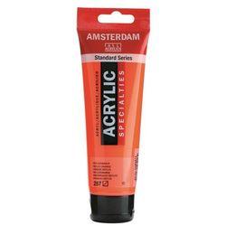 Farba akryl AMSTERDAM 120ml. - reflex orange 257