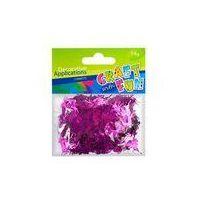 Pozostałe artykuły papiernicze, Ozdoby Confetti metaliczne renifery - Craft With Fun OD 24,99zł DARMOWA DOSTAWA KIOSK RUCHU