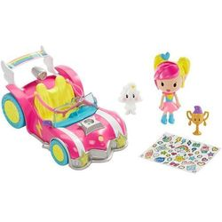 Barbie Video Game Hero Pojazd + minifigurki