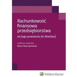 Rachunkowość finansowa przedsiębiorstwa od jego... (opr. miękka)