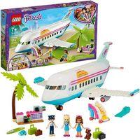 Klocki dla dzieci, 41429 SAMOLOT Z HEARTLAKE CITY (Heartlake City Airplane) KLOCKI LEGO FRIENDS