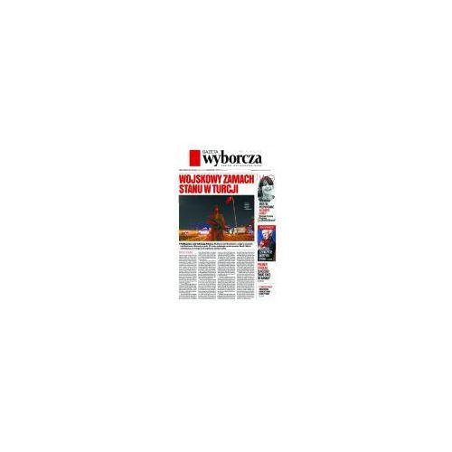 E-booki, Gazeta Wyborcza - Szczecin 165/2016