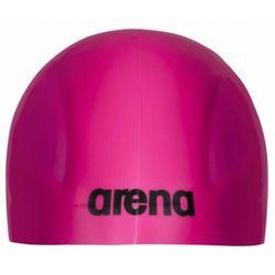 arena 3D Ultra Czapka, fuchsia-black M 2019 Czepki pływackie