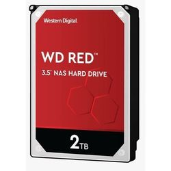 Dysk WD WD20EFAX 2TB WD Red 256MB SATA III - NAS