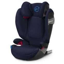 CYBEX fotelik samochodowy Solution S-fix 2019 Indigo Blue - BEZPŁATNY ODBIÓR: WROCŁAW!