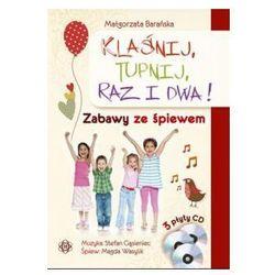 CD Klaśnij tupnij. Darmowy odbiór w niemal 100 księgarniach!