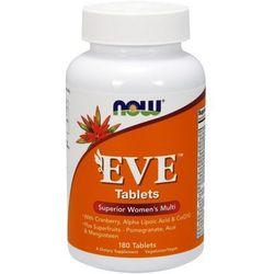 Now Foods EVE witaminy dla kobiet 180 tabl.