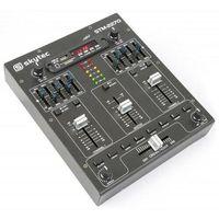 Zestawy i sprzęt DJ, Skytec STM-2270 4-kanałowy mikser Bluetooth USB SD MP3 FX