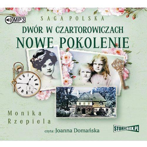 Poezja, Dwór w Czartorowiczach. Nowe pokolenie