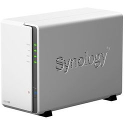 Synology DS216j - Serwer / Macierz NAS na 2x HDD w obudowie box