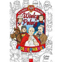 Kolorowanki, Kocham Polskę Kocham Polskę Wielcy Polacy kolorowanka - Łukasz Kosek