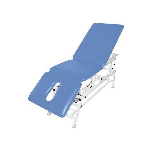 Pozostały sprzęt rehabilitacyjny, Stół rehabilitacyjny 3 cz. Elektryczny (Fotel) Master 3E-F