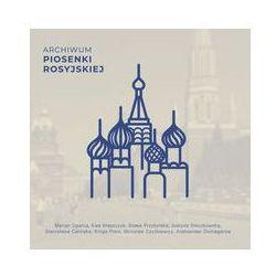Archiwum piosenki rosyjskiej. Darmowy odbiór w niemal 100 księgarniach!