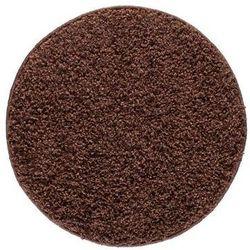 Dywan LUMINI brązowy 60 x 60 cm wys. runa 40 mm INSPIRE