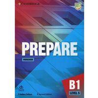 Książki do nauki języka, Prepare Level 5 Workbook with Audio Download B1 - Helen Chilton (opr. miękka)