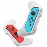 Joysticki, Baseus zestaw 2x nakładka na Joy-Con joystick pad do Nintendo Switch szary (GMSWC-0G) - Szary