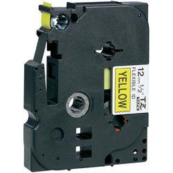 Brother TZ-FX631 Czarny na żółtym TZ taśmy do etykietowania