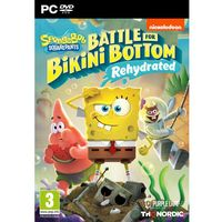Gry na PC, Spongebob SquarePants Battle for Bikini Bottom Rehydrated (PC)