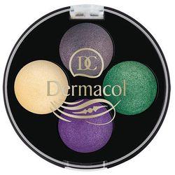 Dermacol Quattro Baked cienie do powiek 5 g dla kobiet 6