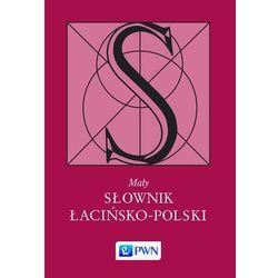 Mały słownik łacińsko-polski - Praca zbiorowa (opr. miękka)